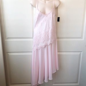 Delicates Chemise Lingerie Pink New